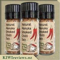 Manuka Smoked Chilli Salt