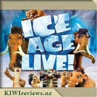 Ice Age Live!  A Mammoth Show on Ice - 2016