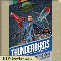 ThunderbirdsAreGo!Dare&RescueStickerActivityBook