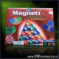 Magnetix - 80pc X-treme set