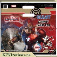 Captain America: Civil War Giant Activity Carry Pad