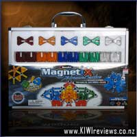 Magnetix - 150pc X-treme Combo Case