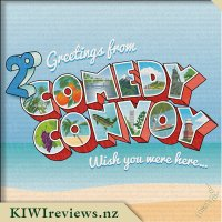 2degrees Comedy Convoy - 2016