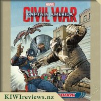 Marvel's Captain  America  Civil War:  Movie Storybook