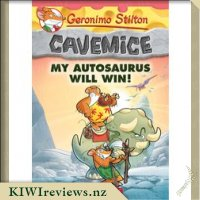 Geronimo Stilton Cavemice #10: My Autosaurus Will Win!