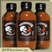 Frankton Heat Hot Sauce