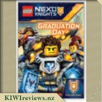 Lego Nexo Knights Graduation Day
