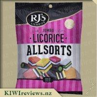 RJ's Jumbo Licorice Allsorts