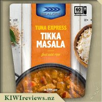 Sealord Tuna Express - Tikka Masala