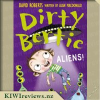 Dirty  Bertie: Aliens!