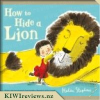 How to Hide a Lion Gift Edition Board Book