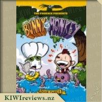BunnyvsMonkey:BookThree
