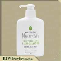 EarthwiseNourish-TahitianLime&SandalwoodHandWash