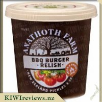 Anathoth Farm - BBQ Burger Relish