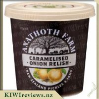 Anathoth Farm - Caramelised Onion Relish