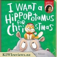 I want a Hippopotamus for Christmas + CD