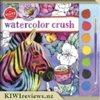 Klutz - Watercolor Crush