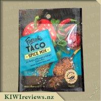 Farrah's Mexican Range - Taco Spice Mix