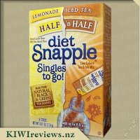Diet Snapple - Lemonade Iced Tea