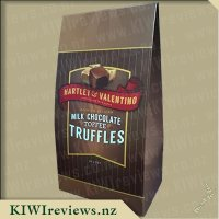 Hartley & Valentino Premium Belgian Milk Chocolate Toffee Truffles