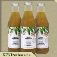 Lite Brewed Ginger Beer