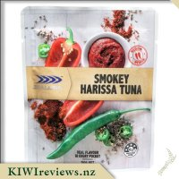 Smokey Harissa Tuna Pocket