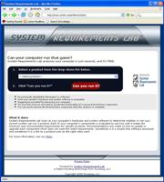 System Requirements Lab