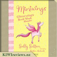 Miniwings #1: Glitterwing's Book Week Blunder