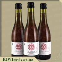 Addmore Elderflower Cordial - NZ Apple