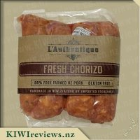 L'Authentique Fresh Chorizo