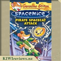 Geronimo Stilton Spacemice #10: Pirate Spacecat Attack