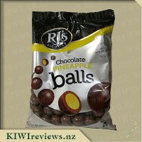 Chocolate Pineapple Balls