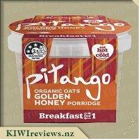 Pitango Breakfast Pots - Golden Honey Porridge