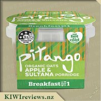 Pitango Breakfast Pots - Apple & Sultana Porridge