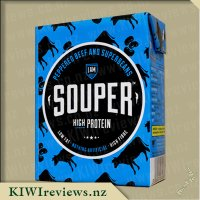 IAM Super Food - Souper: Peppered Beef and Superbeans