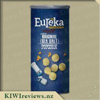 Eureka Premium Popcorn - Original Sea Salt