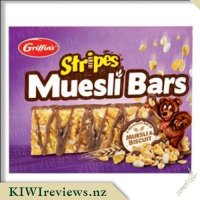 Stripes Muesli Bars