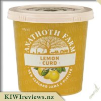 Anathoth Farm Lemon Curd