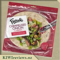 Farrah's Wraps - Caramelised Onion