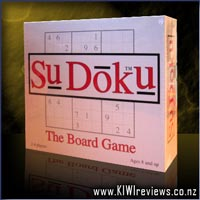 SuDoku - The Board Game