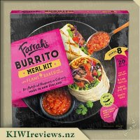 Farrah's Burrito Meal Kit