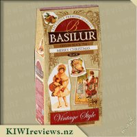 Basilur Vintage Style Tea - Merry Christmas
