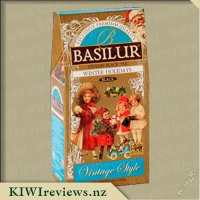 Basilur Vintage Style Tea - Winter Holiday