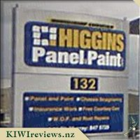 Higgins Panel & Paint Ltd