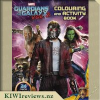 Marvel Guardians of the Galaxy Vol 2: Colouring and Activity Book