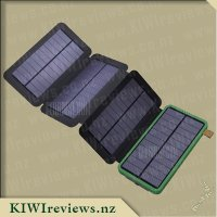 Foldable Solar Power Bank