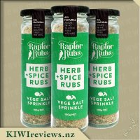 Raptor Rubs - Vegetable Salt Sprinkle
