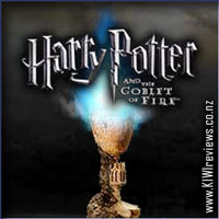 Harry Potter : 4 : The Goblet of Fire