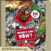 Where's Kiwi NOW?