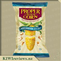 Proper Crunch Corn Marlborough Sea Salt